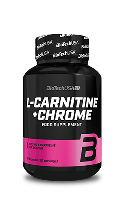 L-Carnitine + Chrome