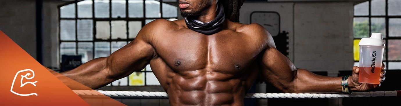 Dieta de definicion muscular hombre